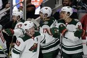 Wild's climb in standings fueled by success on the road
