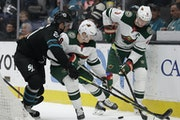 Playoff spot, for now, is rewarding but Wild knows 'it builds from here'