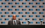 Big Ten Conference extends suspension of team activities through May 4