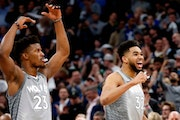 Reusse: Jimmy Butler must be laughing as he reads latest from KAT