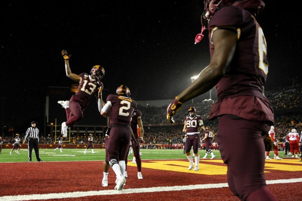 Media poll: Gophers picked second in Big Ten West football