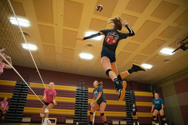 High school football, volleyball move to new spring season