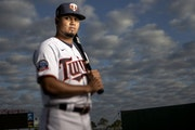 Scoggins: No Opening Day, but here's a Twins lineup anyway