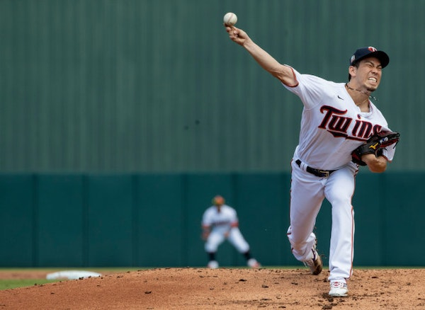 Maeda tries to improve to 4-0 as Twins open series vs. Brewers