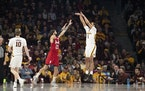 Gophers hope to 'Let it fly' again with threes in Big Ten tournament
