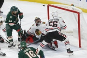 Right time and place: Dumba's 1st goal in 34 games gives Wild OT win