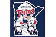 Brooks: Doctor dreams of Twins logo that looks more like team and its fans