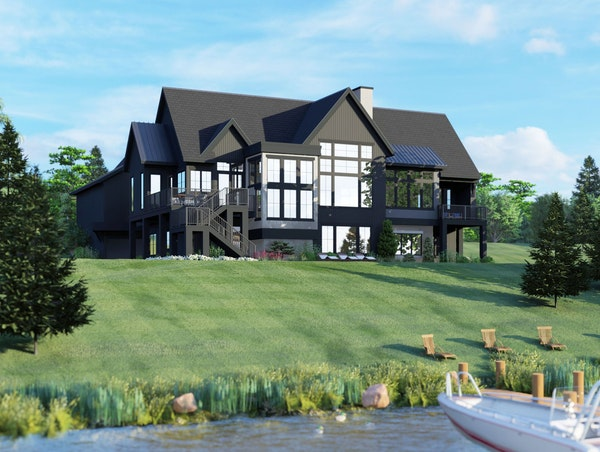 Parade of Homes Dream Home by Highmark, $2.8 million in Prior Lake.