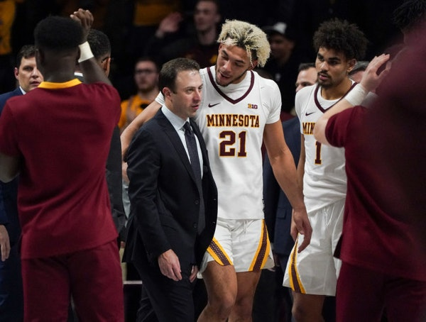 College hoops in a bubble? Plans may be possible for Pitino's Gophers