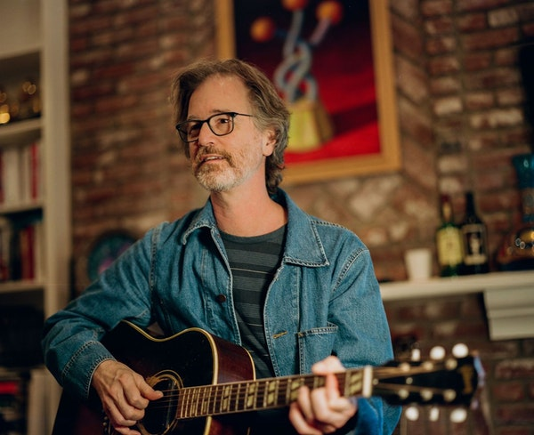 Watch Dan Wilson play 'Closing Time' and more in his virtual concert