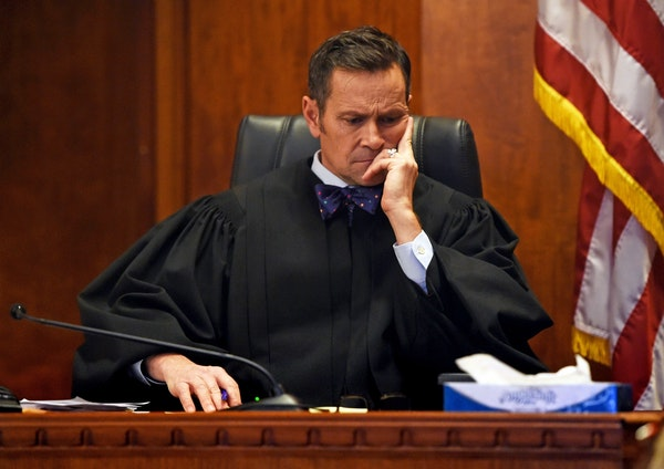 """""""We're attempting to strike the right balance between the interest of the tenant and the interest of the landlords,"""" said Judge Thomas A. Gillig"""