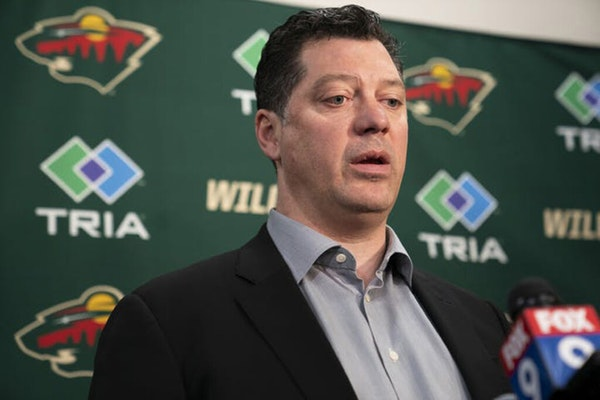 What on earth are GM Bill Guerin and the Wild doing?