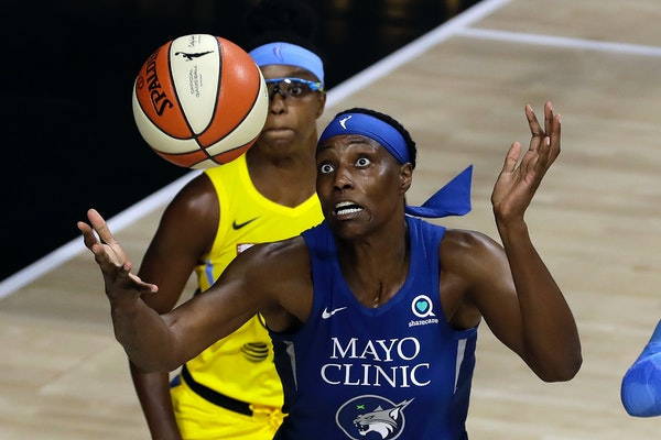 The Lynx were 6-2 to start the season, then went 8-6 after center Sylvia Fowles went out because of aggravating a right calf injury.
