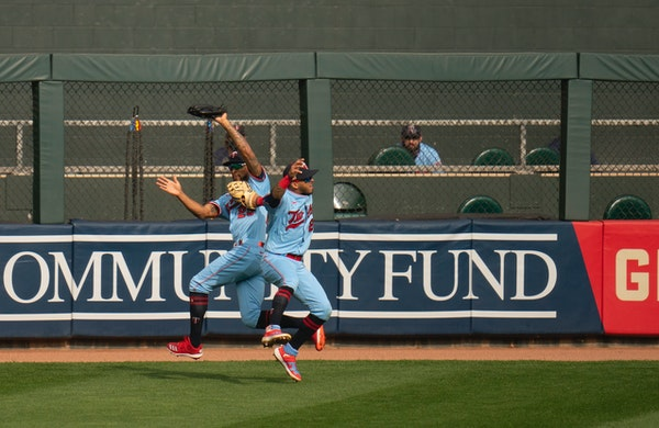 Rosario, Sano, May pulled on another day of Twins injury scares