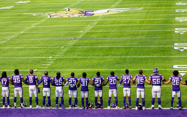 Souhan: Despite its words, NFL still lacks credibility on racism