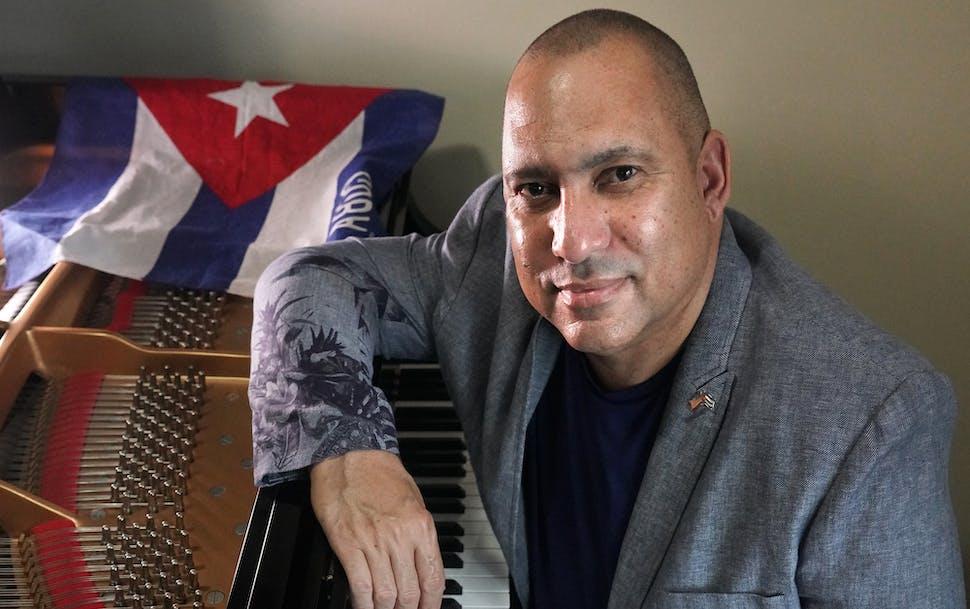 COVID survivor Nachito Herrera will livestream a performance at the Dakota later this month.