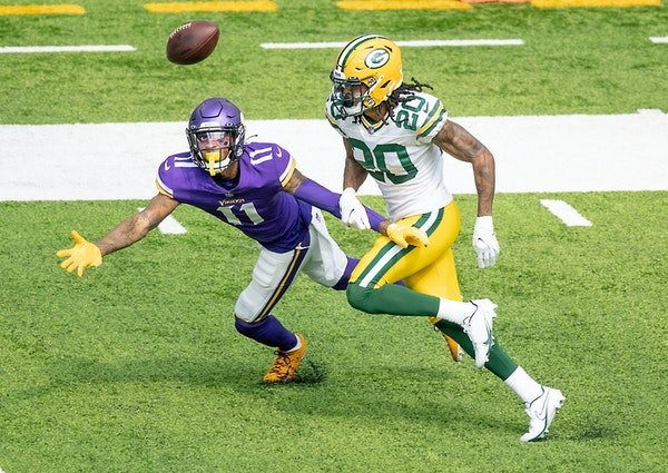 Five Extra Points: Cousins should have gone to Thielen on 4th down