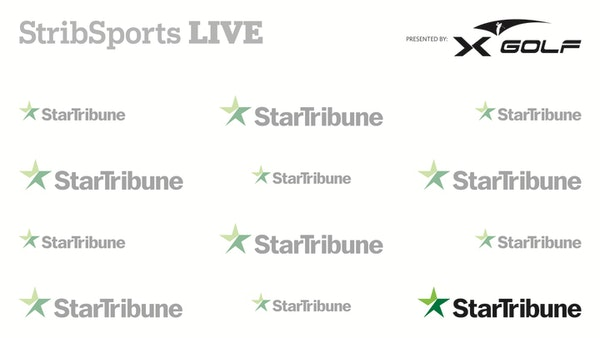 StribSports Live is presented by X-Golf.