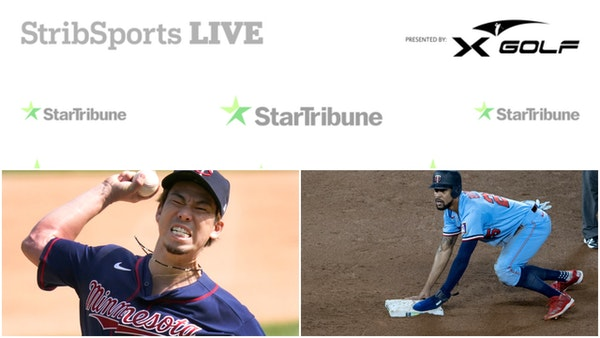 Watch: The Twins get ready for the postseason on StribSports Live