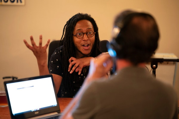 Former Classical MPR host Garrett McQueen addresses his firing in new podcast