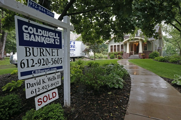 Twin Cities metro area home buyers signed nearly 7,200 purchase agreements last month.