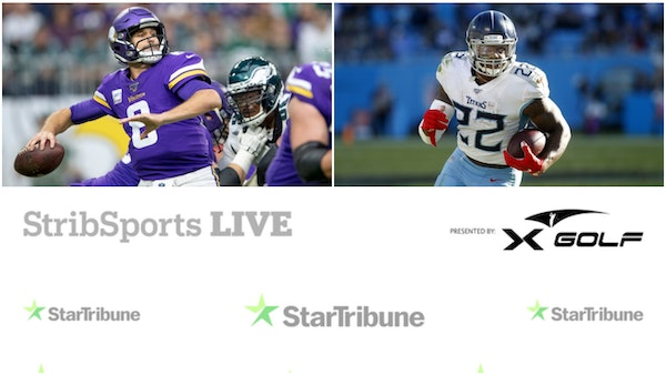 Watch: Your questions answered: Access Vikings on StribSports Live