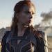 "The Scarlett Johansson Marvel movie ""Black Widow,"" last set for Nov. 6, heads to May 7 of next year."