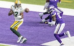Rough start for Vikings corners, and here's why it wasn't a surprise