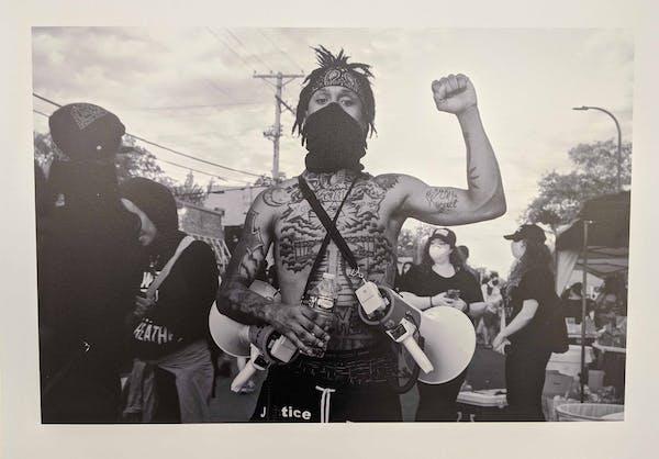 From the John Steitz photo exhibition at MAAHMG.