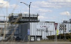 JBS' Worthington pork plant temporarily closed in the spring because of a COVID-19 outbreak.