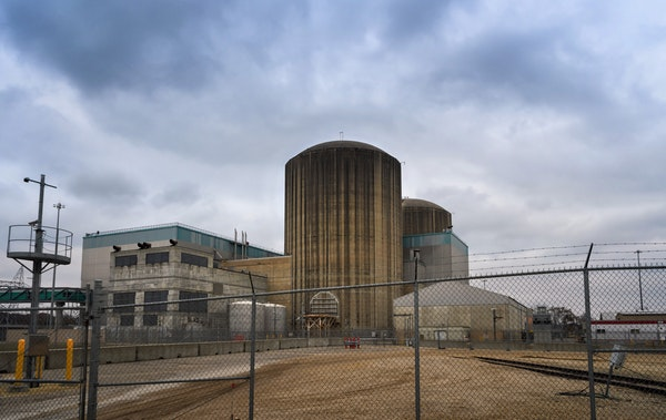 Prairie Island Nuclear Power Plant in Welch. Xcel will build the pilot hydrogen plant either at Prairie Island or its nuclear facility in Monticello.