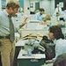 """Robert Redford and Dustin Hoffman in """"All the President's Men."""""""