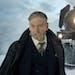 "Kenneth Branagh as Hercule Poirot in Christie's ""Murder on the Orient Express."""