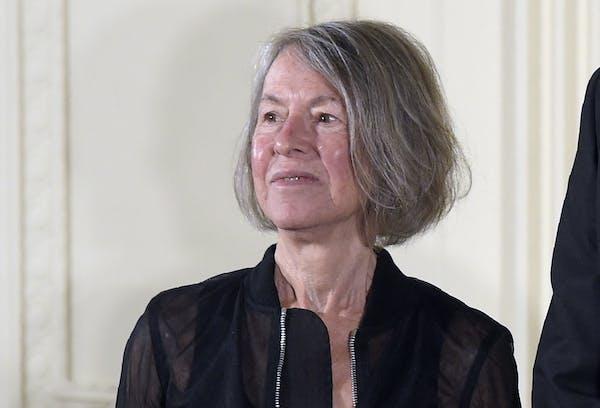 Poet Louise Gluck
