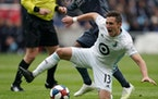 Ethan Finlay returns to action and Minnesota United 11 tonight at Nashville