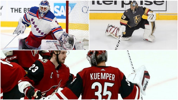 With Dubnyk gone, what will Wild do about goaltending?