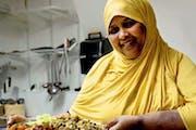 "Ma Halima is a Minneapolis ""grandma"" featured in Hawa Hassan's book ""In Bibi's Kitchen."""