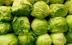According to 2019 data, lettuce heads are doing slightly better against lettuce leaves than in 2017 and 2018. Meanwhile, cabbage consumption is up dur