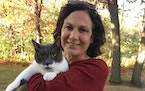 Dr. Marie Louderback provides affortable veterinary care for those on fixed incomes.