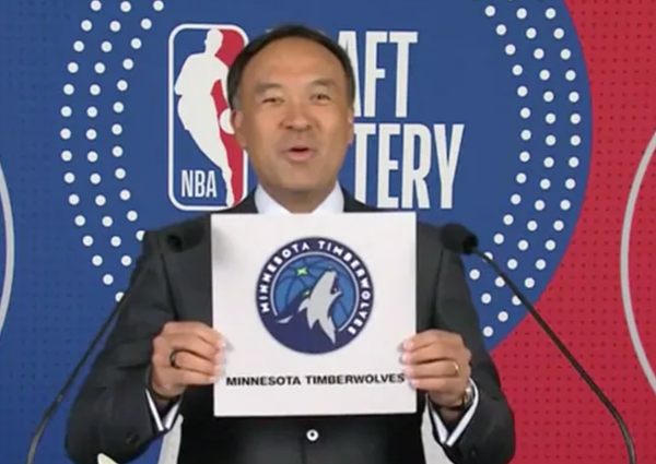 Wagering odds: Timberwolves more likely to trade No. 1 pick than keep it