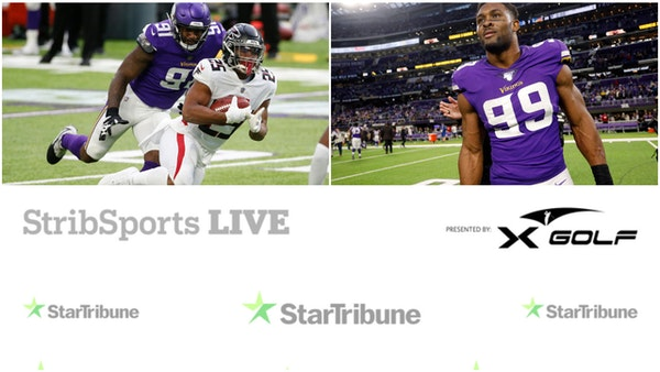 Watch: StribSports Live on the Vikings massive news day
