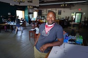 Chris Montana, was riding high as the owner of DuNord, the first black-owned craft distillery in the country. When the pandemic hit, he pitoved his op