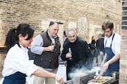 A conversation with chefs Ferran Adrià and José Andrés