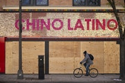 Chino Latino had been in decline for several years, said its co-founder, but the COVID-19 pandemic and the unrest in the wake of George Floyd's kill