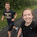 One year after his heart stopped during the Twin Cities 10 Mile, Tyler Moon is back on the road with his wife, Amy. Bystanders and other runners saved