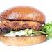 Chicken sandwich from Cafe Alma in Minneapolis.