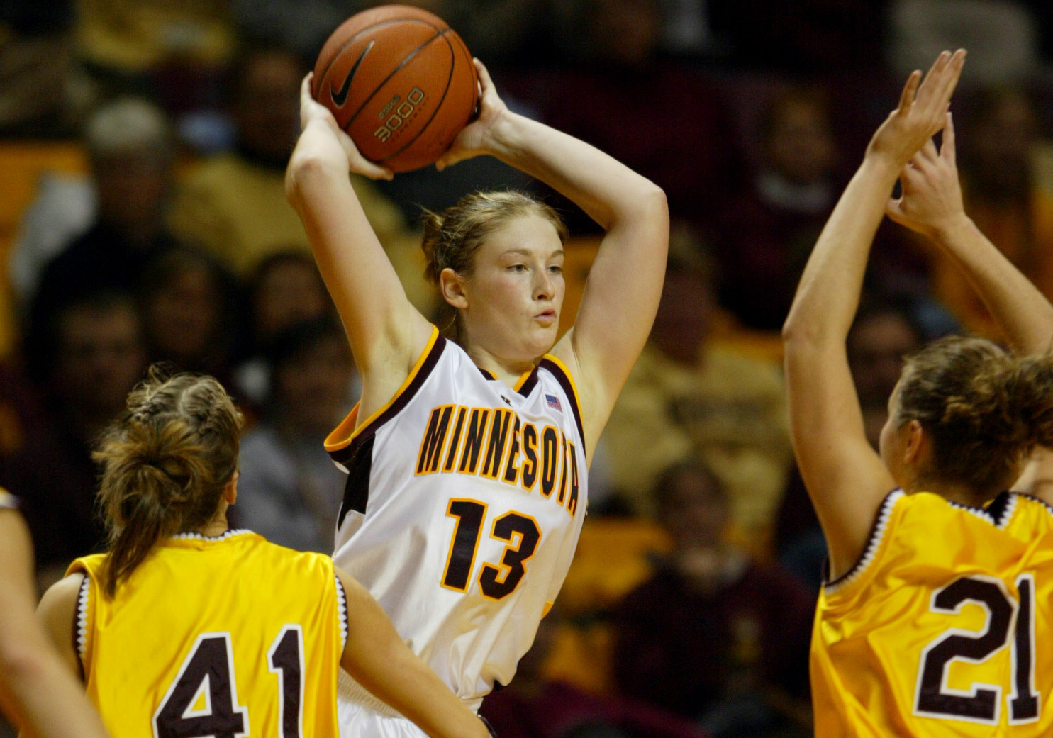 Gophers coach Lindsay Whalen ready to give up her No. 13 | Star ...