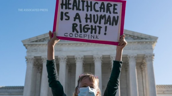 US Supreme Court unlikely to fully repeal 'Obamacare'