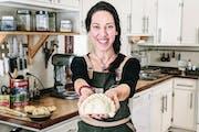 Belen Rodriguez's popular Quebracho empanadas are now available in the frozen-food aisle.