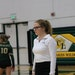 Chisago Lakes volleyball coach Hannah Lindstrom.